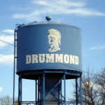 Town of Drummond, Montana Water Tower